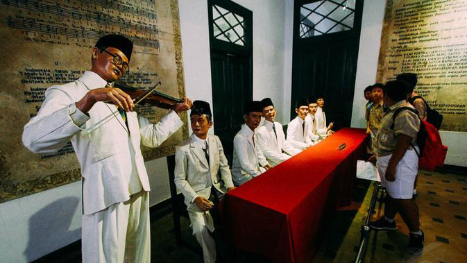 Lebih Dekat Dengan Lagu Indonesia Raya 3 Stanza Lifestyle Liputan6 Com