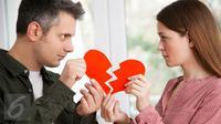 Putus cinta tidak hanya mempengaruhi emosi, namun juga tubuh Anda. Penasaran? (iStockphoto)
