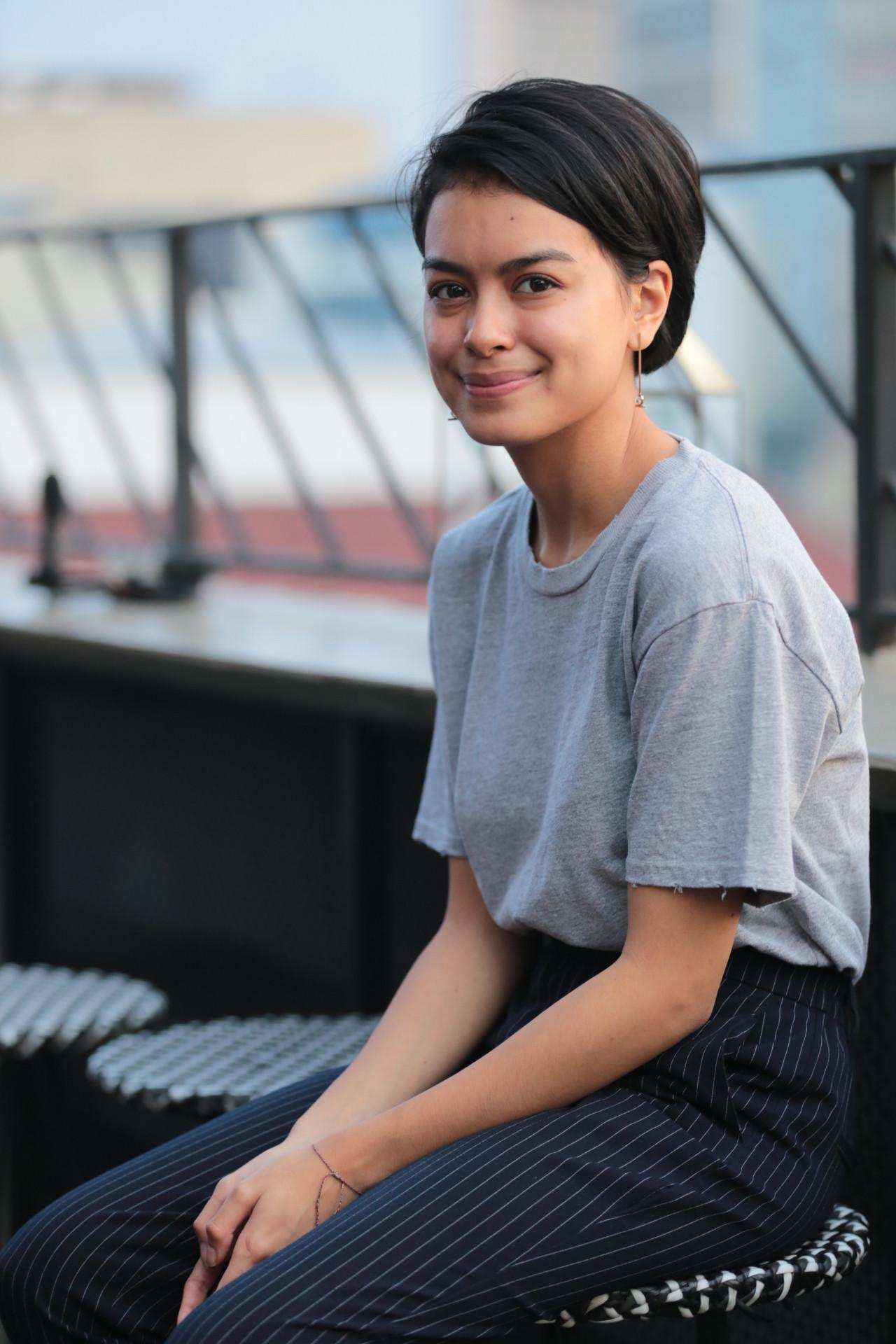 Eva Celia (Nurwahyunan/Bintang.com)