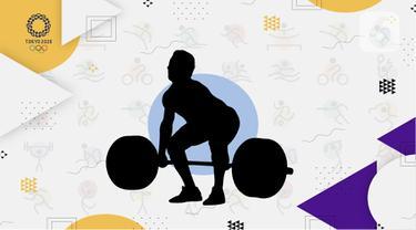 Banner Infografis Eko Yuli Irawan Peraih Medali Perak Pertama Indonesia di Olimpiade Tokyo. (Liputan6.com/Abdillah)