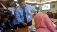 Alokasi anggaran THR PNS Pemda DIY terbesar untuk guru SMA. (Liputan6.com/Yanuar H)