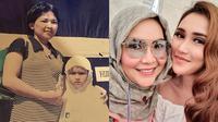 Ayu Ting Ting dan Umi Kalsum (Sumber: Instagram/mom_ayting92_)