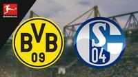 Bundesliga: Borussia Dortmund vs Schalke 04. (Bola.com/Dody Iryawan)