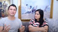 Penampakan rumah baru Christan Sugiono dan Titi Kamal yang mewah. (Sumber: YouTube/Titi dan Tian)