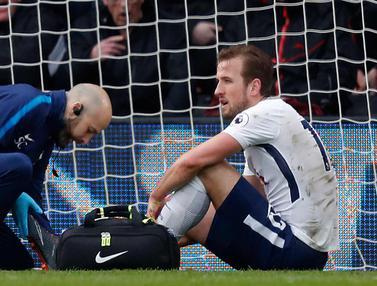 Tottenham Hotspur-Harry Kane