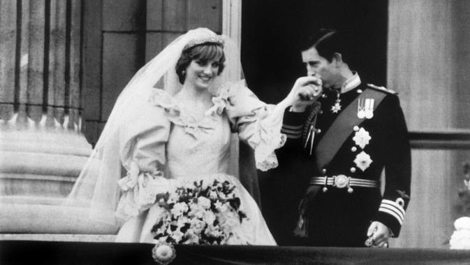 Alasan Kate Middleton Tak Pakai Tiara Putri Diana Saat Menikah dengan Pangeran William
