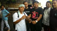 JJ Rizal mengatakan Betawi dan Banten dekat seperti gigi dengan gusi (Foto: Rony Adi Tenabang)