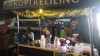 Koling menghadirkan kopi nusantara dengan harga kaki lima dan rasa yang mewah