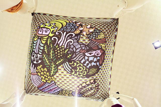 Eko Nugroho for Louis Vuitton