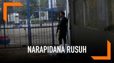 Kerusuhan berdarah terjadi di penjara Guatemala hari Selasa (7/5). Sedikitnya 7 orang narapidana tewas dalam kerusuhan tersebut. Sementara puluhan narapidana lainnya alami luka-luka.