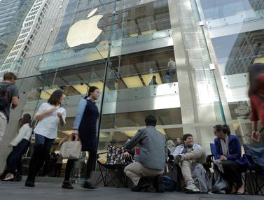 20160915- Demi iPhone 7 Calon Pembeli Rela Antre-Australia-Reuters