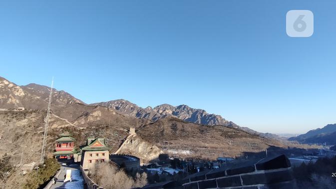 Uji kamera Realme X50 5G di Beijing, Tiongkok. (Liputan6.com/ Diyah Naelufar)