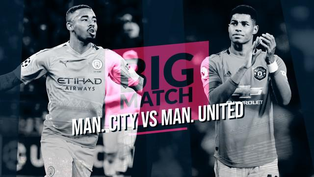 Berita Video Big Match, Manchester City Vs Manchester United, Solskjaer Punya Rekor Bagus Saat Hadapi Tim Elit