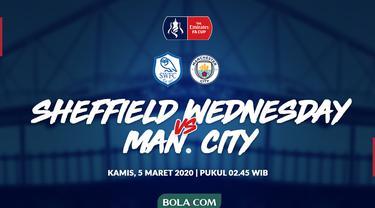 Sheffield Wednesday Vs Manchester City