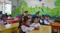 Ilustrasi – Anak-anak di sebuah TK di Banyumas, Jawa Tengah. (Foto: Liputan6.com/Muhamad Ridlo)
