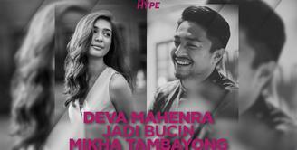 Deva Mahenra mengaku jadi bucin semenjak bersama Mikha Tambayong. Bagaimana kisah selengkapnya? Yuk, kita cek video di atas!