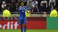 Gelandang Juventus asal Kolombia, Juan Cuadrado. (AFP/Philippe Desmazes)