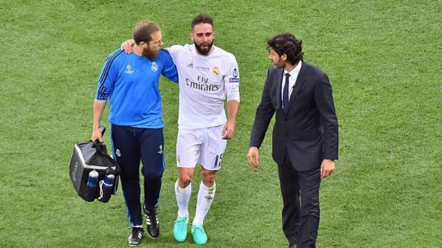Image result for Real Madrid Yang Sering Mengalami Cedera Pemain carvaljal