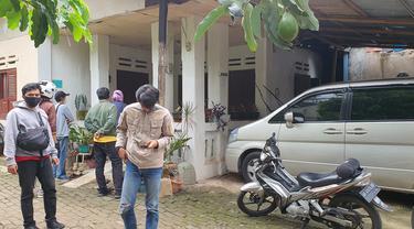 Rumah Panglima Kekaisaran Sunda Nusantara yang berada di Jalan Ciliwung, Kelurahan Kemirimuka, Kecamatan Beji, Kota Depok