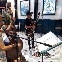 Aksi sosial musisi jazz cilik untuk Palu