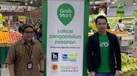 Grab (GrabMart) Kolaborasi dengan MPPA Buka Toko Virtual. Dok: Grab Indonesia