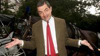Tidak hanya kali ini saja Atkinson dikabarkan meninggal dunia. Aktor dan komedian asal Inggris itu dikabarkan meninggal empat tahun silam. (AFP/Bintang.com)
