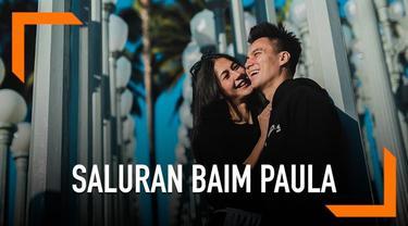 Saluran Baim Wong dan Paula Verhoeven menempati urutan ke-18 dalam Top 500 Youtubers dunia. Keduanya berhasil mengalahkan Atta Halilintar.