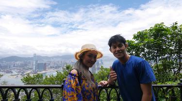 Sensasi Hutan Alami di Hong Kong Ketika Mendaki Victoria Peak