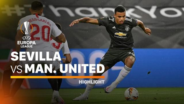 Berita Video Manchester United Gagal ke Final Liga Europa Usai Dikalahkan Sevlla 1-2