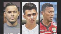 Liga 1 - Andritany, Nadeo, Teja Paku Alam (Bola.com/Adreanus Titus)