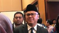 Ketua KPU Arief Budiman. (Liputan6.com/Yunizafira Putri Arifin Widjaja)
