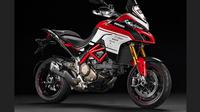 Ducati meluncurkan Ducati Multistrada 1200 Pikes Peak 100th Anniversary Replica Kit.