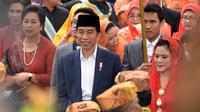Puncak Pesta Adat Kahiyang Ayu - Bobby Nasution (Deki Prayoga/bintang.com)