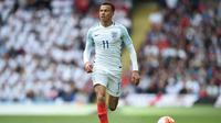 Pemain tim nasional Inggris, Dele Alli. (AFP/Paul Ellis)