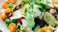Ilustrasi salad | Markus Winkler dari Pexels