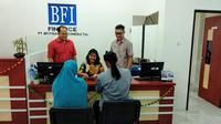 PT BFI Finance Indonesia Tbk (BFI Finance).