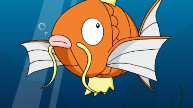 Ikan di Game Pokemon Go Ini Ternyata Bisa Dimakan