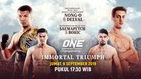 One Championship: Immortal Triumph