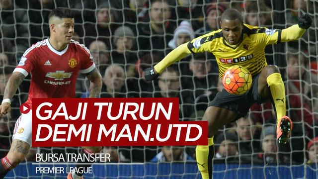 Berita video mengenai Odion Ighalo striker baru yang rela mendapatkan gaji yang lebih rendah demi berseragam Manchester United.