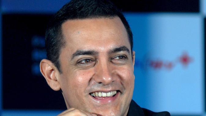 Berat Badan Naik Secara Mendadak, Aamir Khan Berdepan Masalah Kesihatan