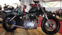 Motor kustom berbasis mesin Yamaha XS 650. (Otosia.com)