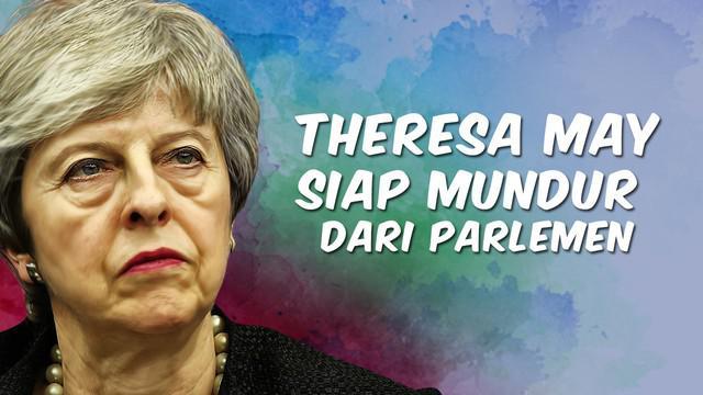 Top 3 hari ini datang dari berita PM Inggris Theresa May, Iriana Jokowi yang jatuh di atas panggung, dan wacana pengajak golput dijerat UU Terorisme.