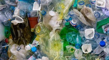 Ilustrasi sampah plastik (pexels)