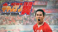 Persija Jakarta - Ryuji Utomo Captain Tsubasa (Bola.com/Adreanus Titus)