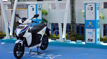 PLN dirikan Stasiun Pengisian Kendaraan Listrik Umum di Maluku dan Maluku Utara