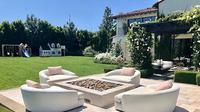 Rumah Khloe Kardashian di Calabasas, California, Amerika Serikat. (dok. Society Group)