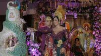 Putra Bos Krisna Bali, Gusti Ngurah Berlin Bramantara resmi menikahi pujaan hatinya Annie. (dok. Instagram @berlinbramantara/https://www.instagram.com/p/BuF3wwSAh2nKXqwdYvsnyk_ZTE2DzJ_PFQizfo0/Putu Elmira)