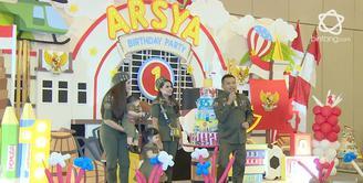 Ashanty mengungkapkan harapannya setelah dirinya berkorban untuk menggelar pesta ultah sang anak.