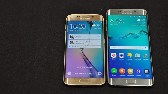 Samsung Galaxy S6 Edge Plus Dilego Rp 12 5 Juta Di Indonesia Tekno