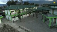 Kementerian PUPR menyelesaikan rehabilitasi STISIP Amal Ilmiah Yapis di Wamena, Papua yang rusak akibat aksi massa. (Dok Kementerian PUPR)
